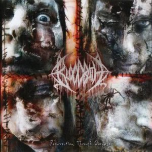 Bloodbath - Resurrection Through Carnage cover art