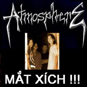 Atmosphere - Mắt xích !!! cover art