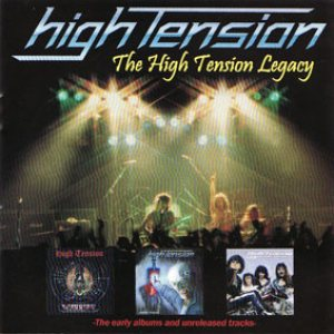 High Tension - The High Tension Legacy cover art