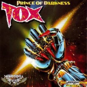 Tox - Prince of Darkness cover art