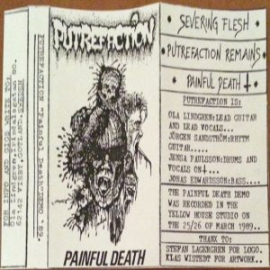 Putrefaction - Painful Death cover art