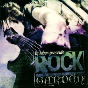 Ty Tabor - Rock Garden cover art