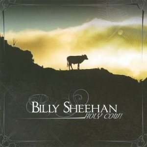 Billy Sheehan - Holy Cow! cover art