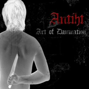 Antiht - Art of Damnation cover art