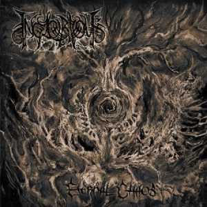 Inglorious - Eternal Chaos cover art