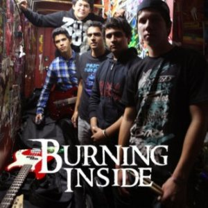 Burning Inside - One Year Ago cover art