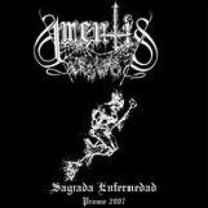 Amentis - Sagrada Enfermedad cover art