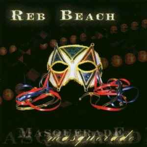 Reb Beach - Masquerade cover art