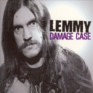 Lemmy Kilmister - Damage Case: Lemmy Anthology cover art