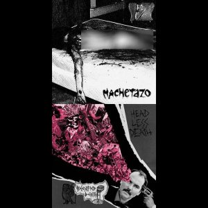 Machetazo - Machetazo / Undignified Death cover art