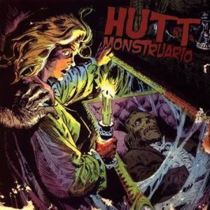Hutt - Monstruario cover art
