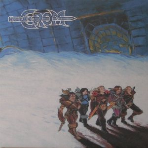 Crom - Hot Sumerian Nights cover art