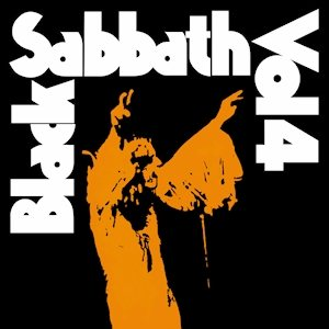 Black Sabbath - Vol 4 cover art