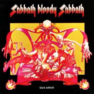 Black Sabbath - Sabbath Bloody Sabbath cover art
