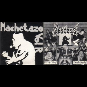 Abscess / Machetazo - Machetazo / Abscess cover art