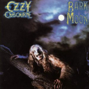 Ozzy Osbourne - Bark at the Moon cover art