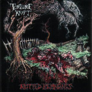 Torture Krypt - Rotted Remnants cover art