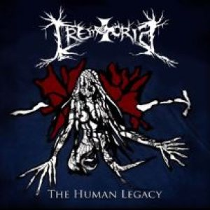 Cremetoria - The Human Legacy cover art