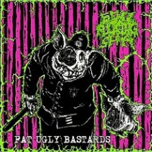 Shit Fucking Shit - Fat Ugly Bastards cover art