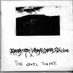 Dead Reptile Shrine - The Jewel Throne cover art