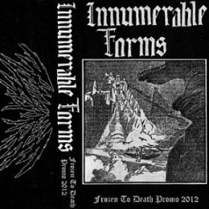 Innumerable Forms - Frozen to Death cover art