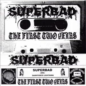 Superbad - Demo cover art