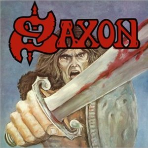 Saxon - Saxon cover art