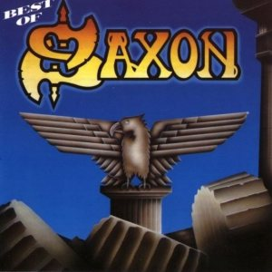 Saxon - Best of Saxon cover art