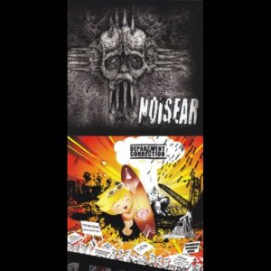 Noisear / Department of Correction - Noisear / Department of Correction cover art