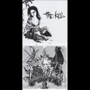 The Kill / Mortalized - The Kill / モータライズド cover art
