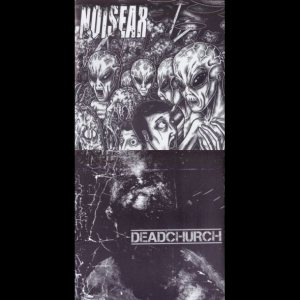 Noisear - Noisear / Dead Church cover art
