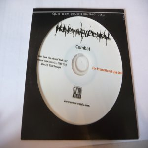 Heaven Shall Burn - Combat cover art