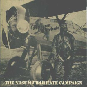 Nasum / Warhate - The Nasum / Warhate Campaign cover art