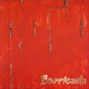 Barricada - Rojo cover art