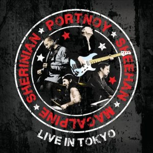 Mike Portnoy / Billy Sheehan / Tony MacAlpine / Derek Sherinian - Live in Tokyo cover art