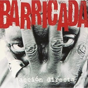 Barricada - Acción directa cover art