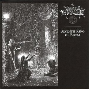 Black Majesty - Seventh King of Edom cover art