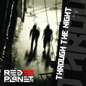 Red Planet - Through the Night cover art