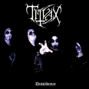 Trivax - Dissidence cover art