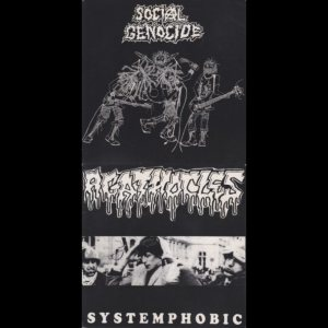 Agathocles - Untitled / Systemphobic cover art