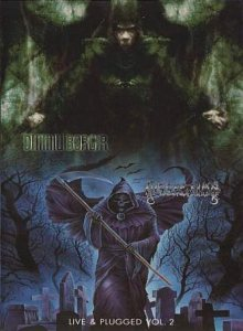 Dissection / Dimmu Borgir - Live & Plugged Vol. 2 cover art
