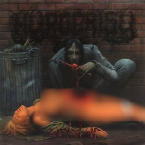 Hypocrisy - Carved Up cover art