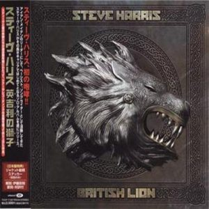 Steve Harris - British Lion cover art