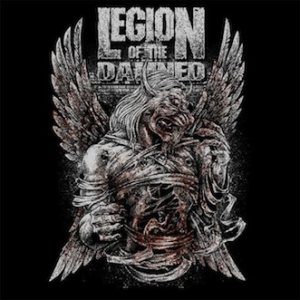 Legion of the Damned - Summon All Hate cover art