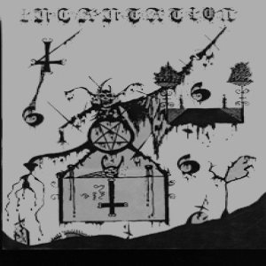 Incantation - Rehearsal Demo cover art