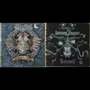Skyclad / Lemming Project - Lemming Project / Skyclad cover art