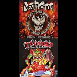 Destruction / Tankard - Destruction / Tankard cover art