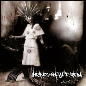 Heaven Shall Burn - Antigone cover art