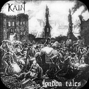 Kain - London Tales cover art
