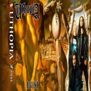 Uthopia - Faust (Live in Transylvan '98) cover art